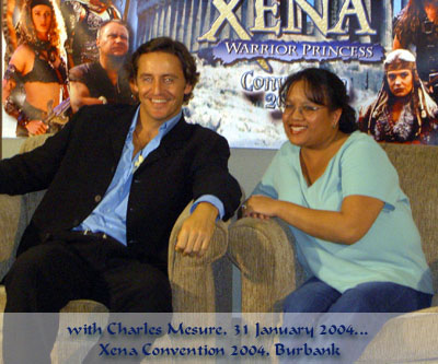 Burbank Xena Convention 2004